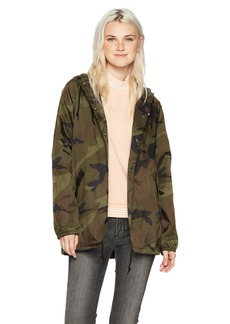 OBEY Women's Dominance Coaches Jacket  XS