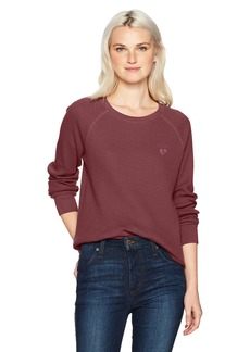 OBEY Women's Dune Thermal Top  S