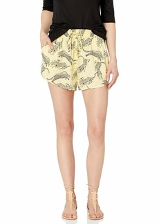 OBEY Women's Jagged Short