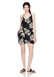 Obey Women's Jones Strappy Dress  L