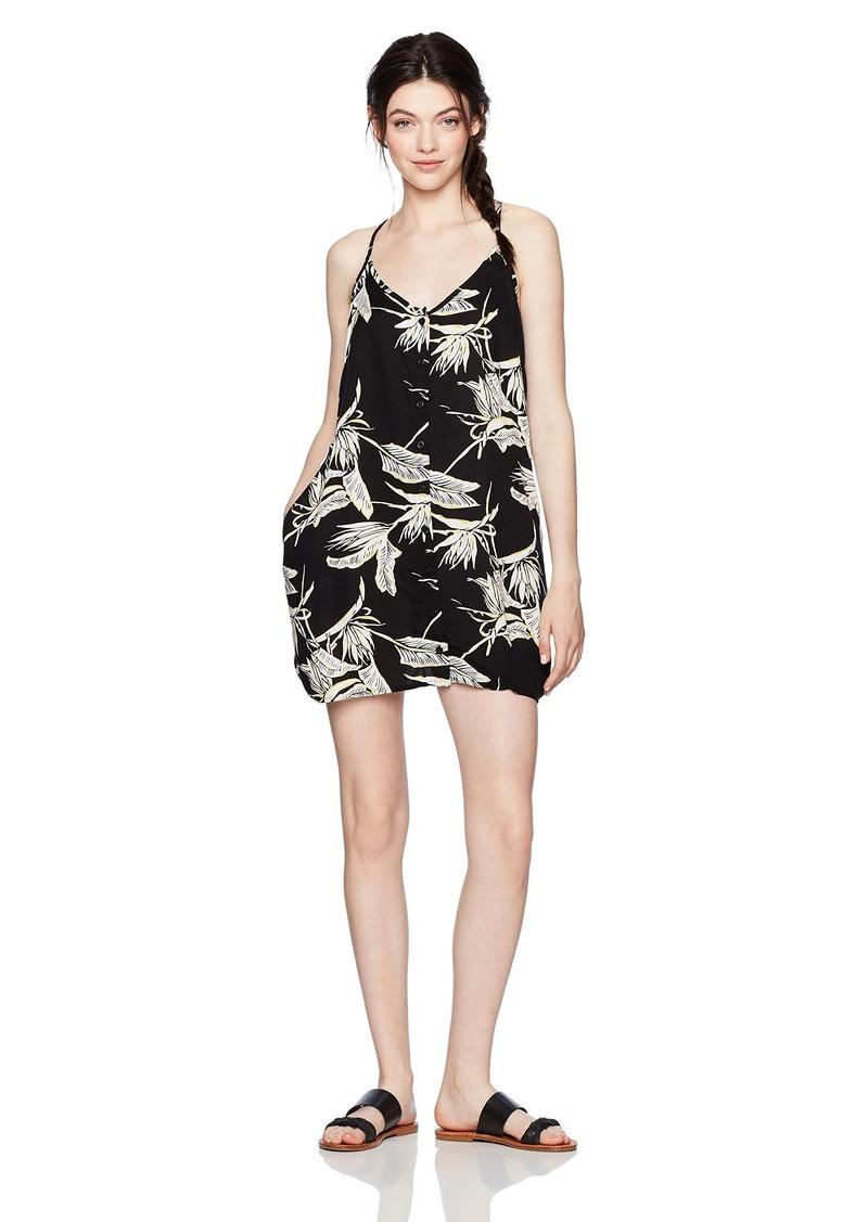 Obey Women's Jones Strappy Dress  S