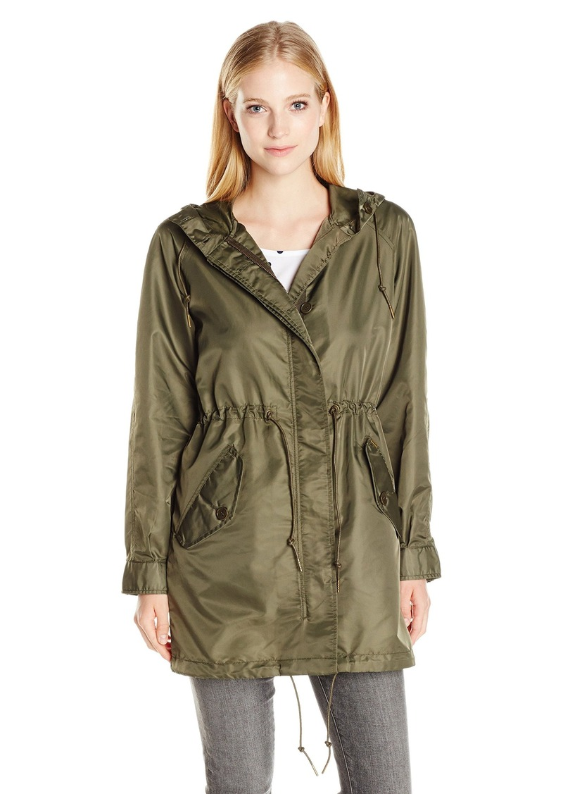 OBEY Women's Liberte Oversized Parka Jacket