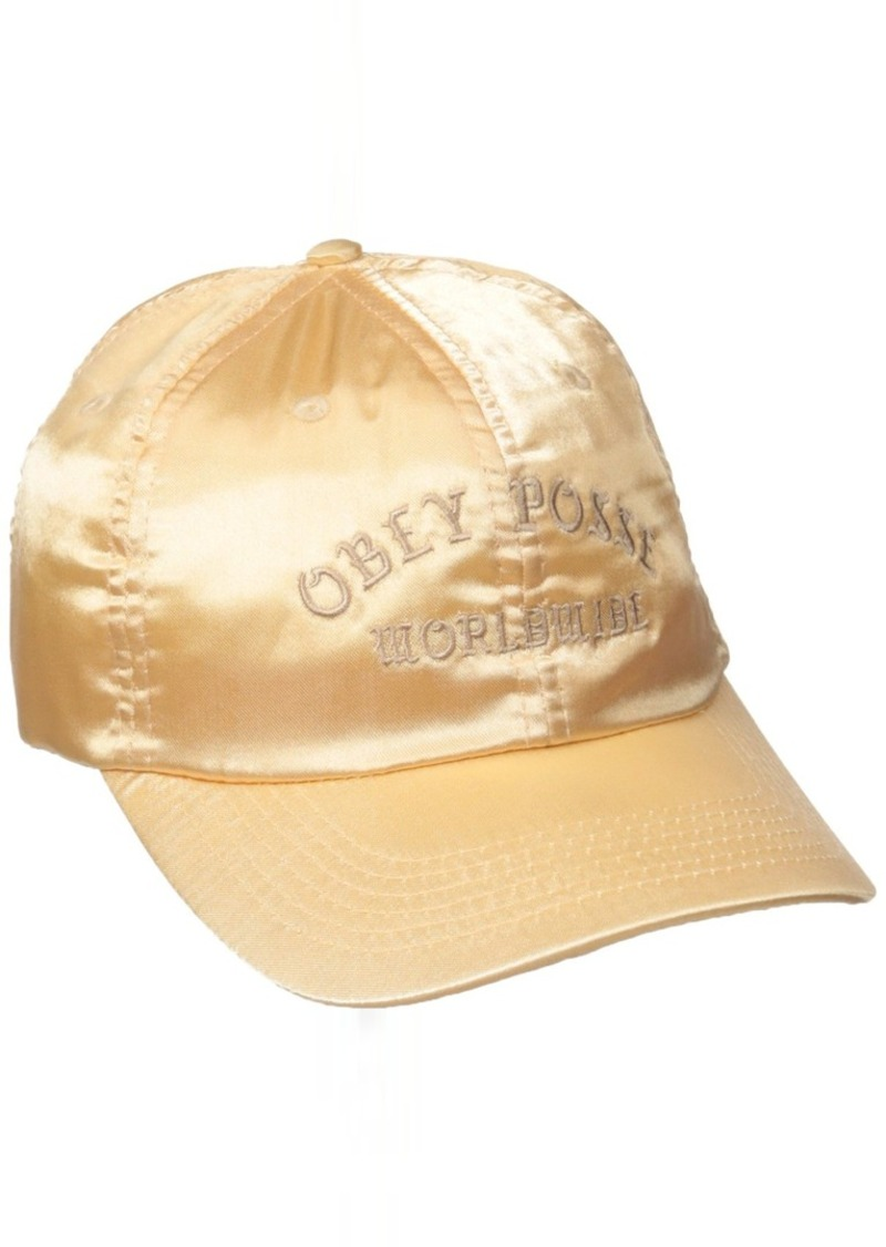 obey obey s midtown hat o s misc accessories