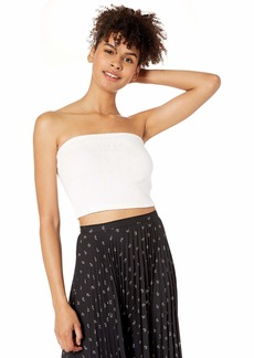 OBEY womens Nowell Tube Top Base Layer Top