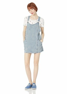 Obey Junior's Orchard Overall Dress