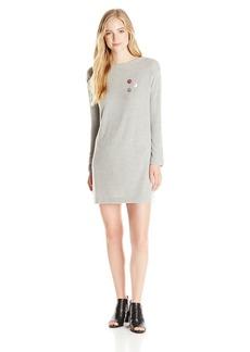 OBEY Women's Pin-Up Sarra Hacci Jersey Dress