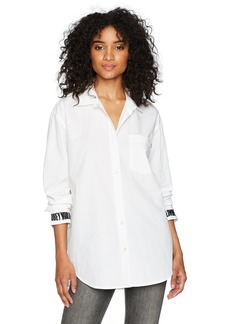 Obey Women's Ransom Shirt  L