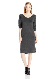 OBEY Women's Riley Raglan Dress  M