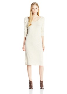 OBEY Women's Riley Raglan Dress  S