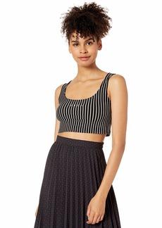 OBEY womens  SHEFFIELD TOP Cami Shirt black MultiMEDIUM