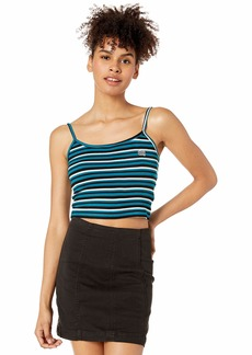 OBEY womens South Shore Tank Cami Shirt