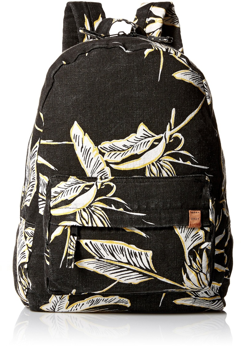 Obey Women S Southside Backpack Black