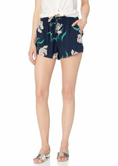 OBEY womens Sunset Short Shorts