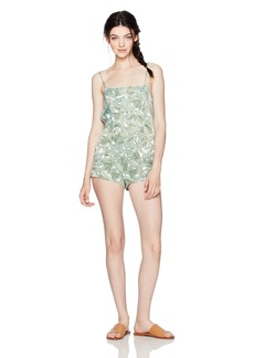 Obey Women's Tropique Romper