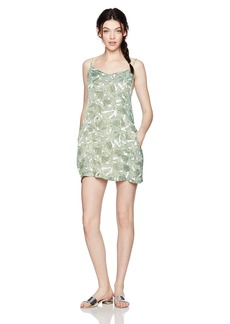 OBEY Women's Tropique Slip Dress  M