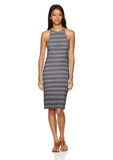 Obey Women's Tuesday Midi Tank Dress  L