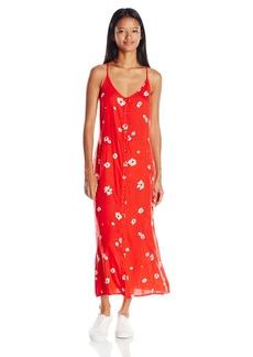 OBEY Women's Tyler Midi Dress