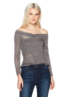 Obey Women's Union Street Top  M
