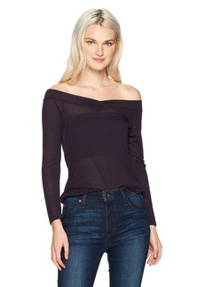 Obey Women's Union Street Top  XS