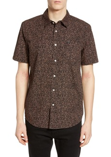 Obey York Print Shirt