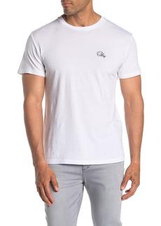 Obey Old Script Logo T-Shirt