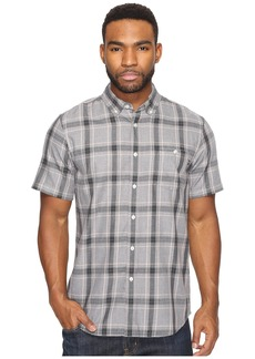 Obey Pine Woven Short Sleeve Woven Shirt