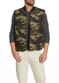 Obey Scorpion Rose Camouflage Vest