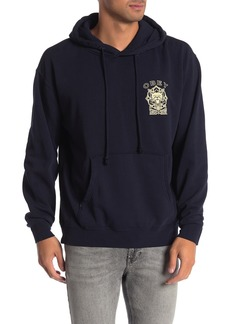 Obey Search Destroy Brand Logo Pullover Hoodie