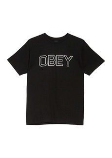 Obey Tough Logo T-Shirt