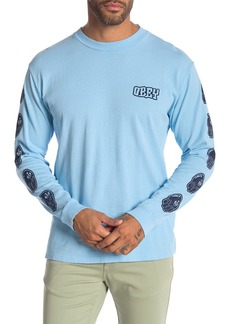 Obey Unwritten Future Graphic Pullover