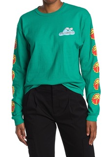 Obey Wavey Long Sleeve T-Shirt