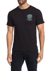 Obey World Prop Badge Graphic T-Shirt