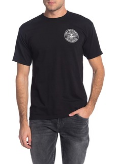 Obey Worldwide Seal Graphic T-Shirt