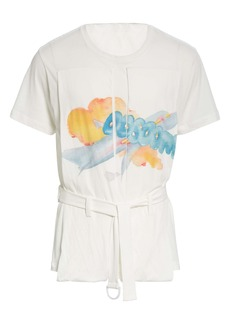 Andre Walker x Off-White Watercolor Paneled T-Shirt