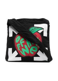 Off-White apple shoulder bag