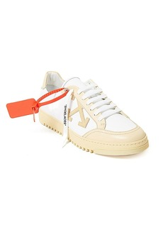 Off-White Arrow 2.0 Low-Top Leather Sneakers