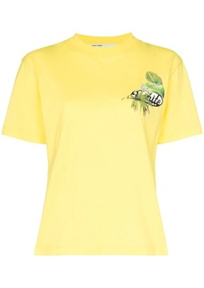 Off-White arrow logo T-shirt