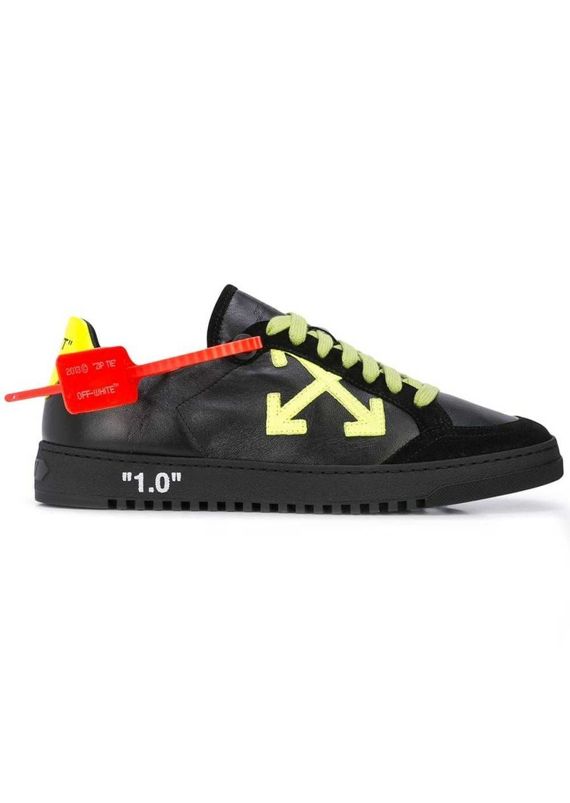 Off-White arrow security tag sneakers