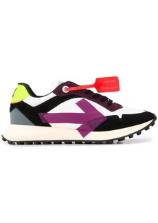 Off-White Arrow print low-top sneakers