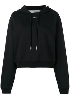 Off-White basic hoodie