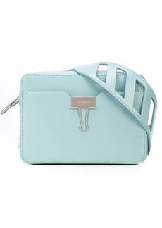 Off-White binder clip belt bag