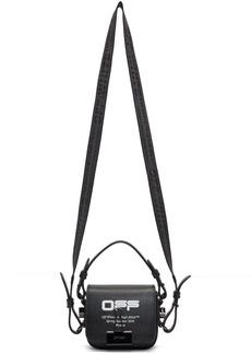 Off-White Black & White Diag Baby Flap Bag
