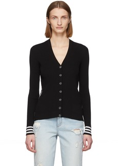 Off-White Black Industrial Cardigan