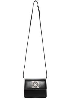 Off-White Black Jitney 0.7 Bag