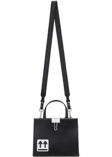 Off-White Black Mini Box Bag