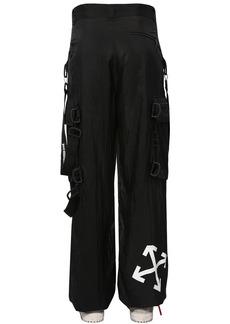 Off-White Bondage Techno Cargo Pants