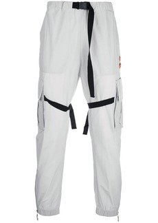 Off-White buckled cargo trousers