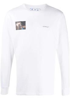 Off-White Caravaggio long-sleeve T-shirt