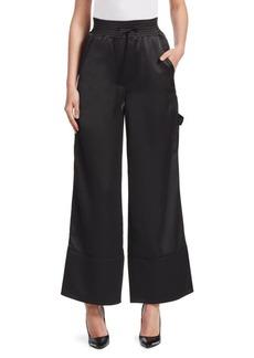 Off-White Cargo Pajama Pants