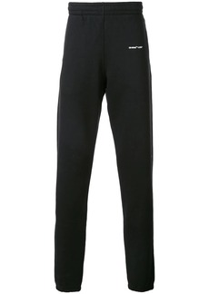 Off-White classic track pants
